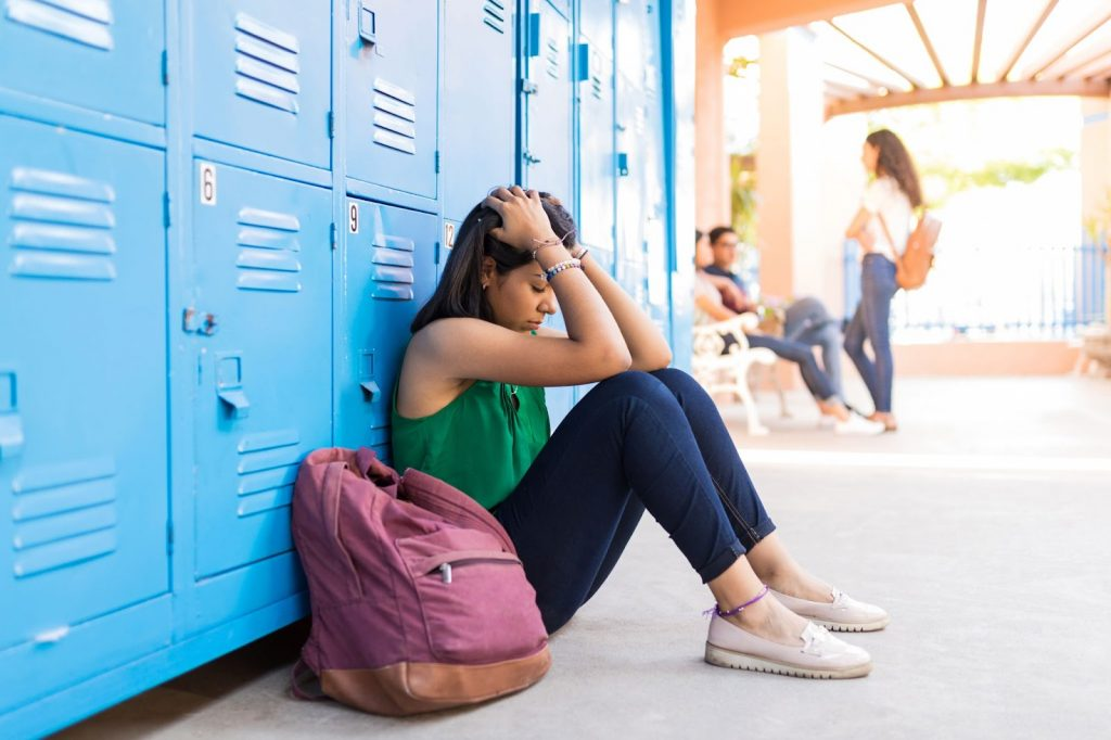 stess in teens